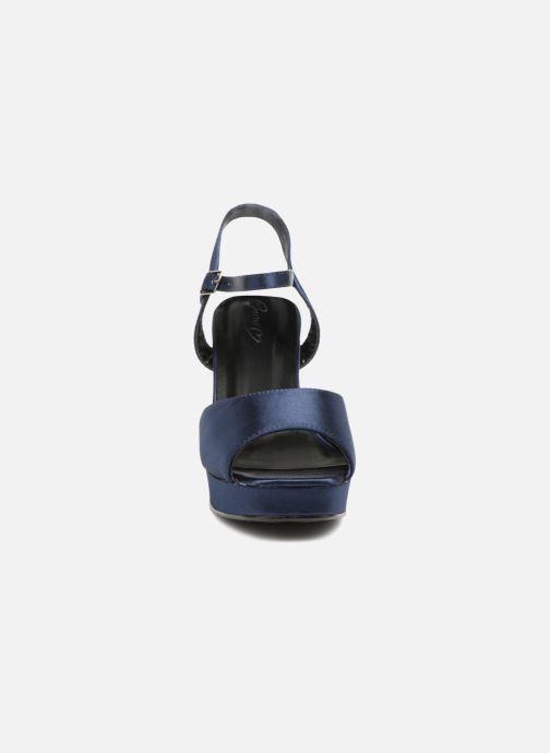 Sandales et nu-pieds I Love Shoes LAPAIX Bleu vue portées chaussures
