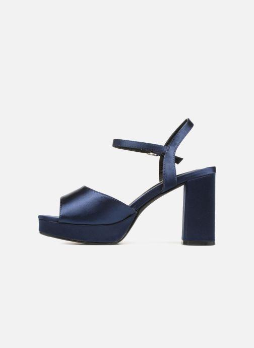 Sandales et nu-pieds I Love Shoes LAPAIX Bleu vue face