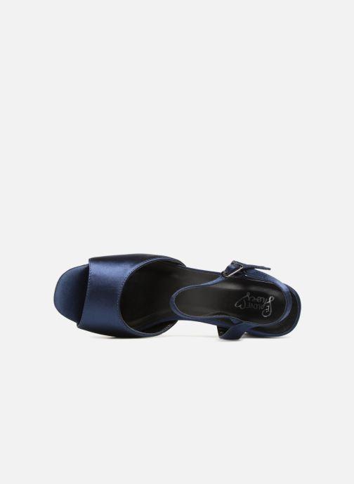 Sandales et nu-pieds I Love Shoes LAPAIX Bleu vue gauche
