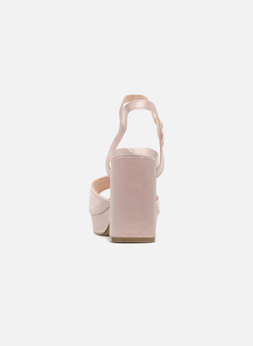 Sandalias I Love Shoes LAPAIX Rosa vista lateral derecha