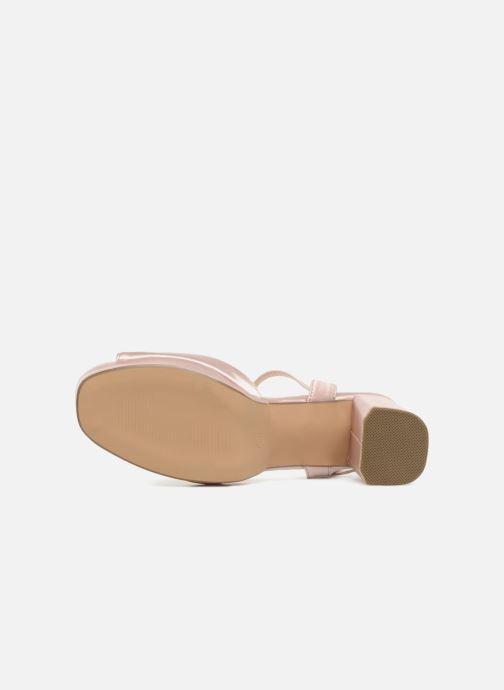 Sandalias I Love Shoes LAPAIX Rosa vista de arriba