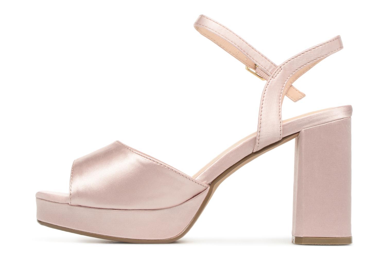 Sandales et nu-pieds I Love Shoes LAPAIX Rose vue face