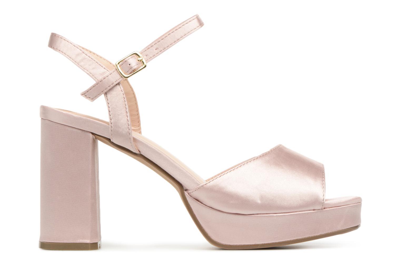Sandales et nu-pieds I Love Shoes LAPAIX Rose vue derrière