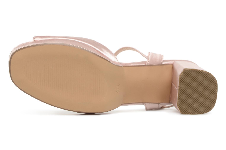 Sandales et nu-pieds I Love Shoes LAPAIX Rose vue haut
