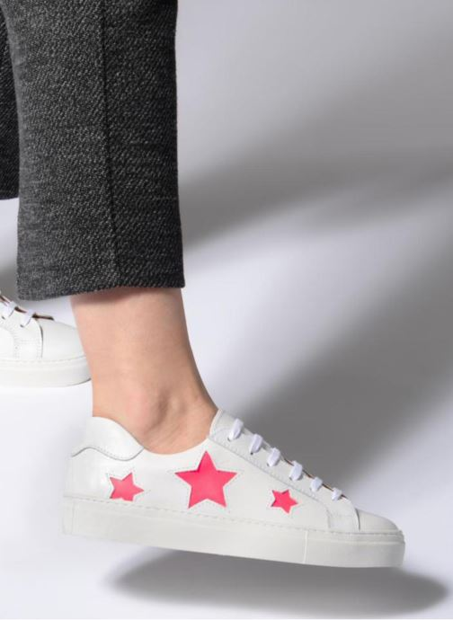 Sneakers Made by SARENZA 90's Girls Gang Baskets #1 Bianco immagine dal basso