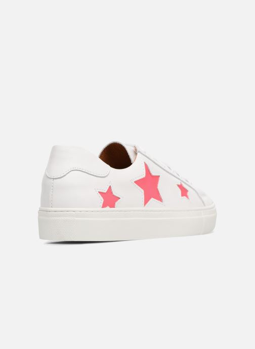 Sneakers Made by SARENZA 90's Girls Gang Baskets #1 Bianco immagine frontale