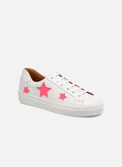 Sneakers Made by SARENZA 90's Girls Gang Baskets #1 Bianco immagine destra