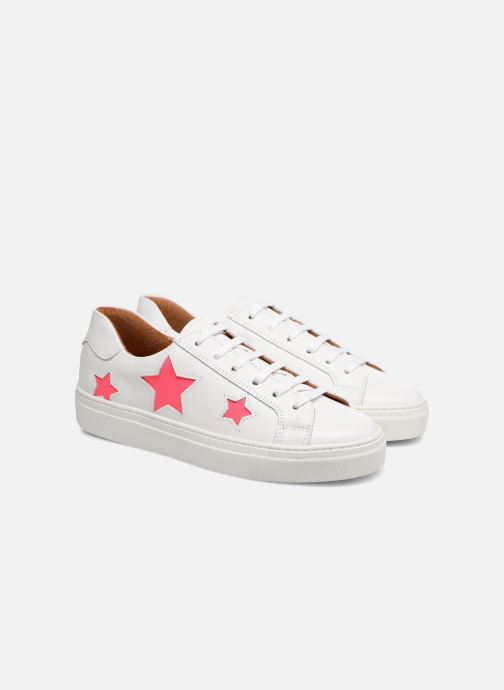 Sneakers Made by SARENZA 90's Girls Gang Baskets #1 Bianco immagine posteriore