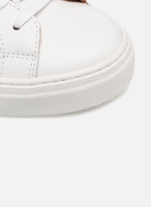 Sneakers Made by SARENZA 90's Girls Gang Baskets #1 Bianco immagine sinistra