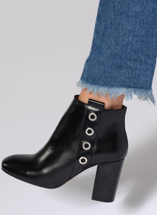 Bottines et boots Made by SARENZA 90's Girls Gang Boots #2 Vert vue bas / vue portée sac