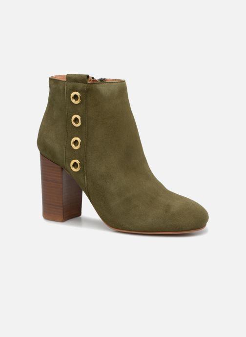 Boots en enkellaarsjes Made by SARENZA 90's Girls Gang Boots #2 Groen rechts