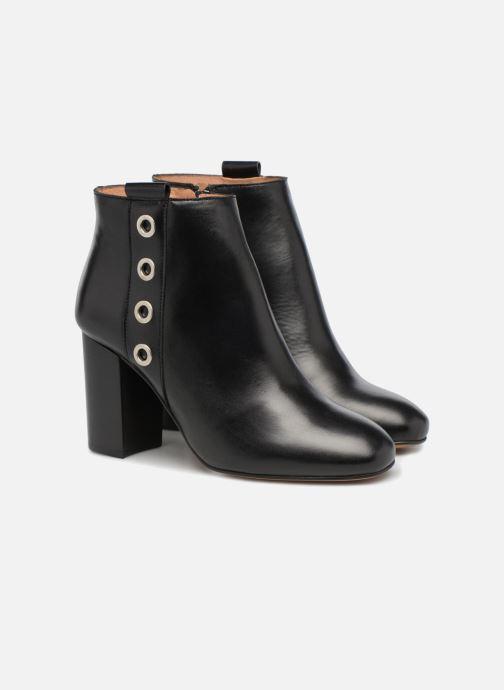 Botines  Made by SARENZA 90's Girls Gang Boots #2 Negro vistra trasera
