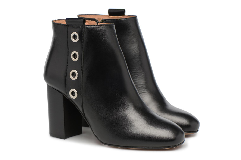 Bottines et boots Made by SARENZA 90's Girls Gang Boots #2 Noir vue derrière
