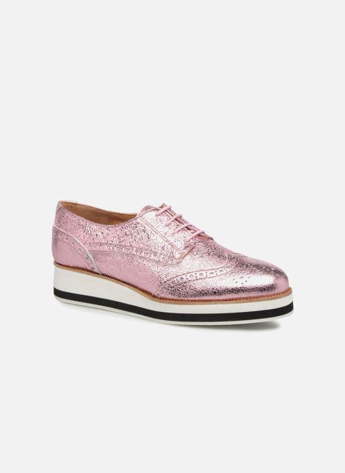 Schnürschuhe Made by SARENZA 90's Girls Gang Chaussures à Lacets #4 rosa ansicht von rechts