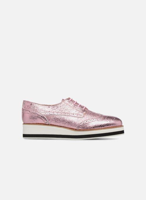 Zapatos con cordones Made by SARENZA 90's Girls Gang Chaussures à Lacets #4 Rosa vista de detalle / par