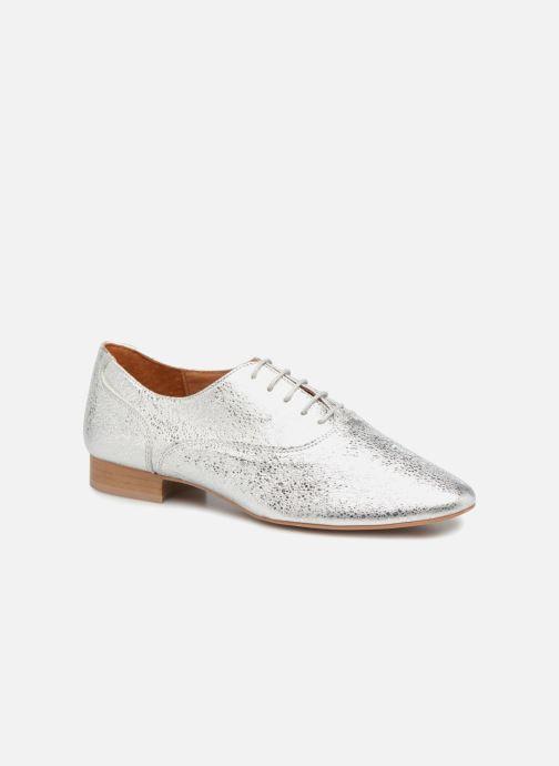 Schnürschuhe Made by SARENZA Carioca Crew Chaussures à Lacets #2 silber ansicht von rechts