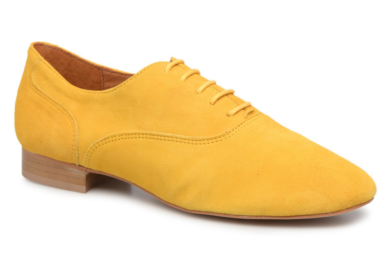 Chaussures à lacets Made by SARENZA Carioca Crew Chaussures à Lacets #2 Jaune vue droite