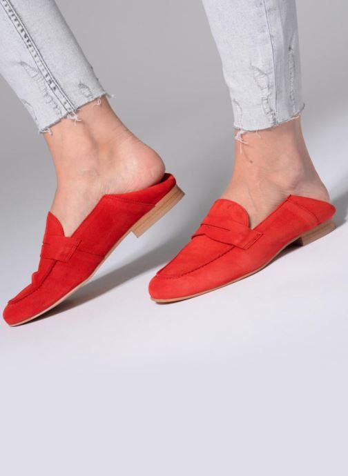 Loafers Made by SARENZA 90's Girls Gang Mocassins #2 Rød se forneden