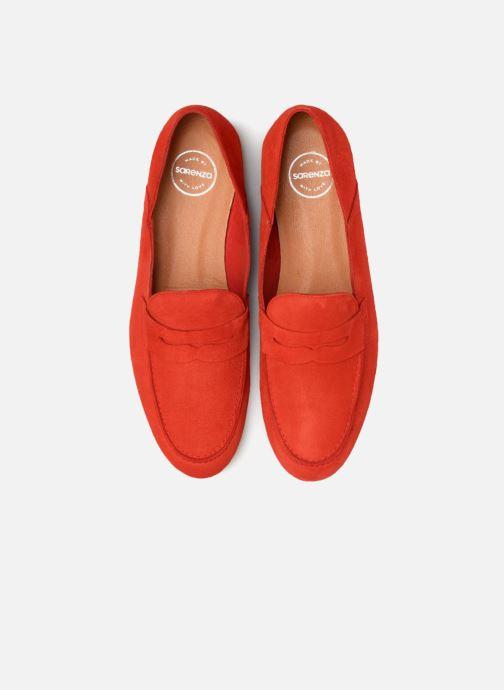 Loafers Made by SARENZA 90's Girls Gang Mocassins #2 Rød se skoene på