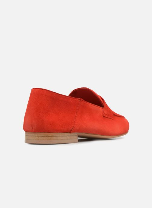 Loafers Made by SARENZA 90's Girls Gang Mocassins #2 Rød se forfra
