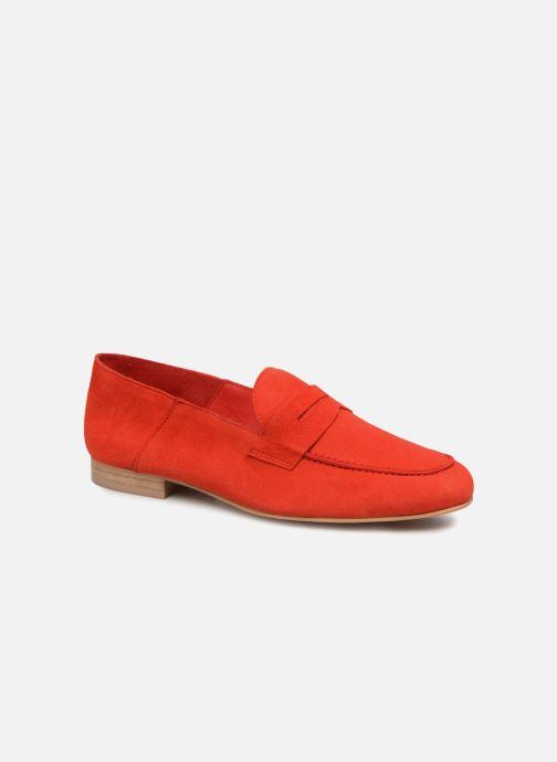 Loafers Made by SARENZA 90's Girls Gang Mocassins #2 Rød Se fra højre