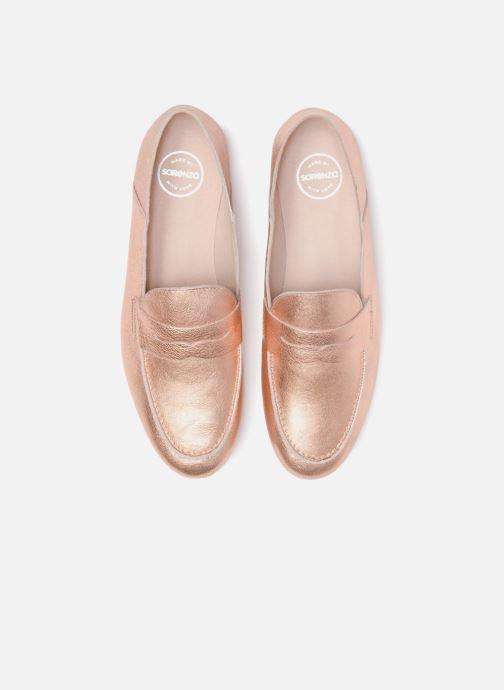 Mocassins Made by SARENZA 90's Girls Gang Mocassins #2 Or et bronze vue portées chaussures