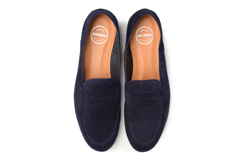 Mocassins Made by SARENZA 90's Girls Gang Mocassins #2 Bleu vue portées chaussures