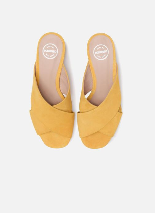 Made By Sarenza Urbafrican Mules #4 (geel) - Wedges(316506)