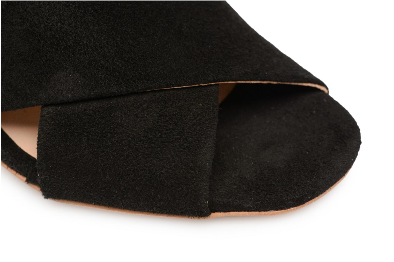 Clogs & Pantoletten Made by SARENZA 90's Girls Gang Mules #2 schwarz ansicht von links