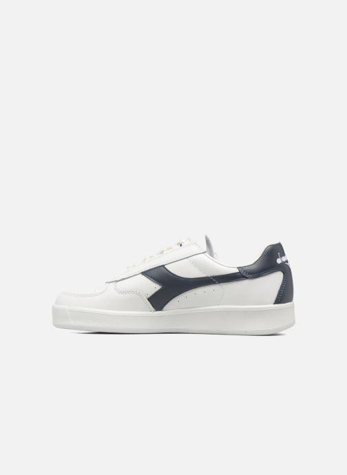 Sneakers Diadora B. ELITE Hvid se forfra