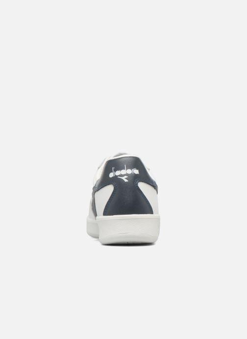 Sneakers Diadora B. ELITE Hvid Se fra højre