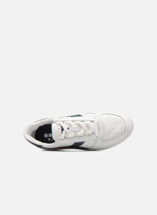 Sneakers Diadora B. ELITE Hvid se fra venstre