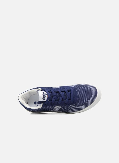 Trainers Diadora B.ELITE SPW WEAVE Blue view from the left