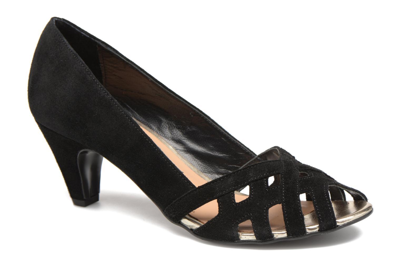 Nuevo de zapatos Georgia Rose Cordova (Negro) - Zapatos de Nuevo tacón en Más cómodo e33ffa