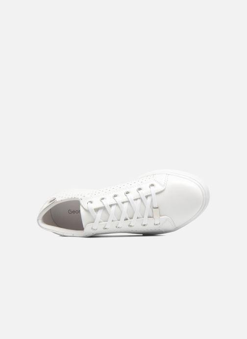 Sneakers Georgia Rose Cortoan Wit links