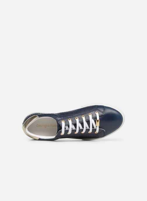 Sneakers Georgia Rose Cortoan Blauw links