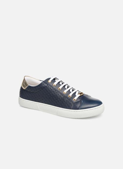 Sneakers Georgia Rose Cortoan Blauw detail