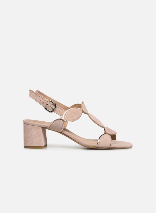 Sandales et nu-pieds Georgia Rose Covala Rose vue derrière