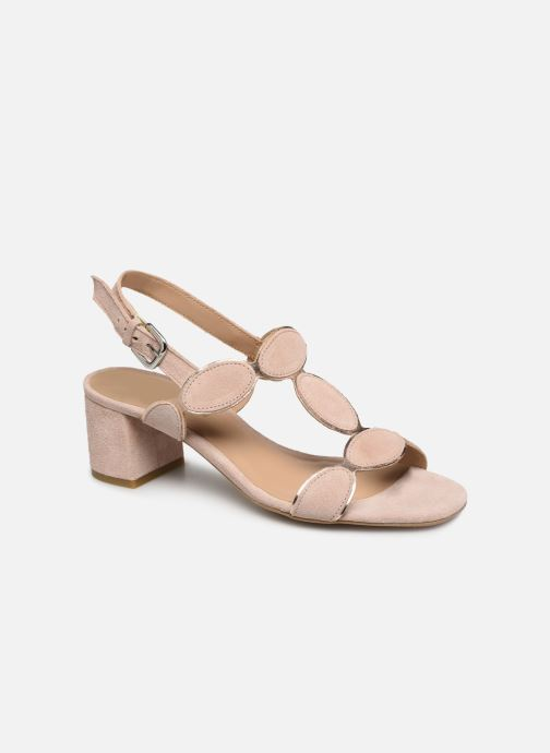 Sandales et nu-pieds Georgia Rose Covala Rose vue détail/paire
