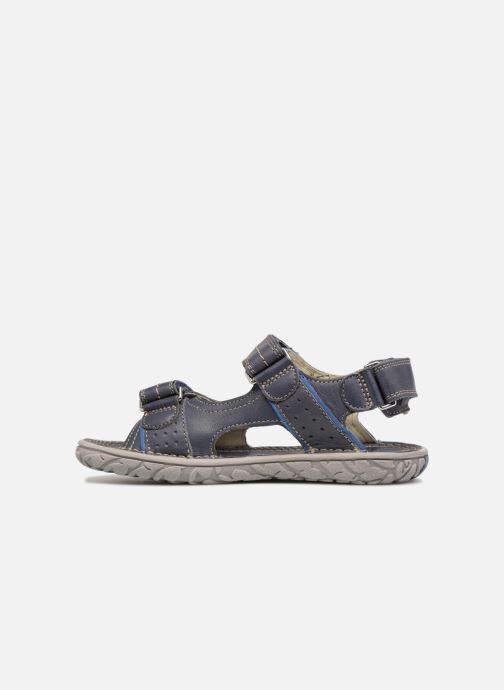 Sandals Noël Bor Blue front view