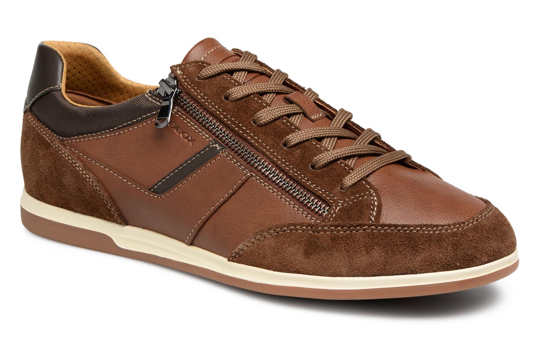 Sneakers Geox U RENAN C U824GC Bruin detail