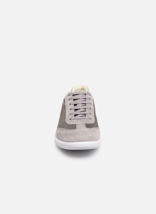 Baskets Geox U KEILAN B U824DB Gris vue portées chaussures