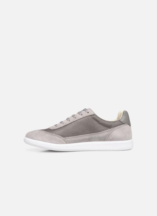 Sneakers Geox U KEILAN B U824DB Grijs voorkant