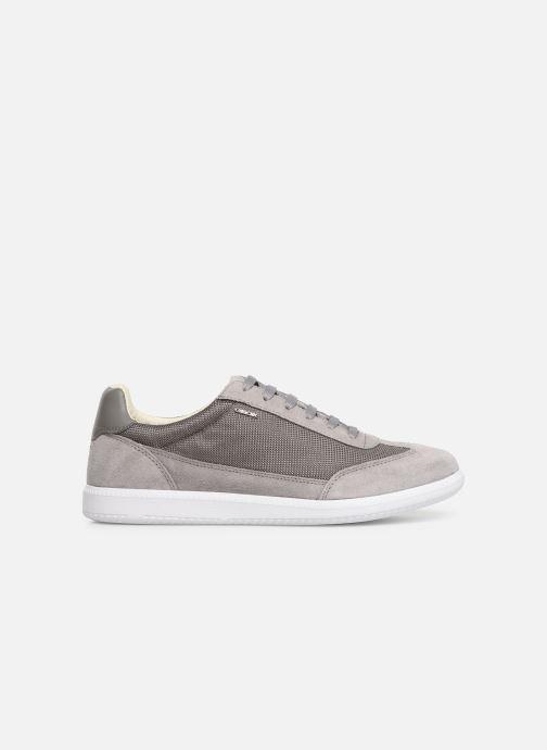 Sneakers Geox U KEILAN B U824DB Grijs achterkant