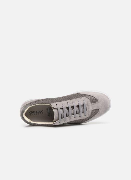 Sneakers Geox U KEILAN B U824DB Grijs links