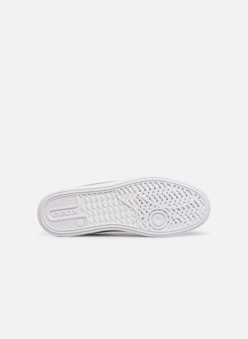 Sneakers Geox U KEILAN B U824DB Grijs boven