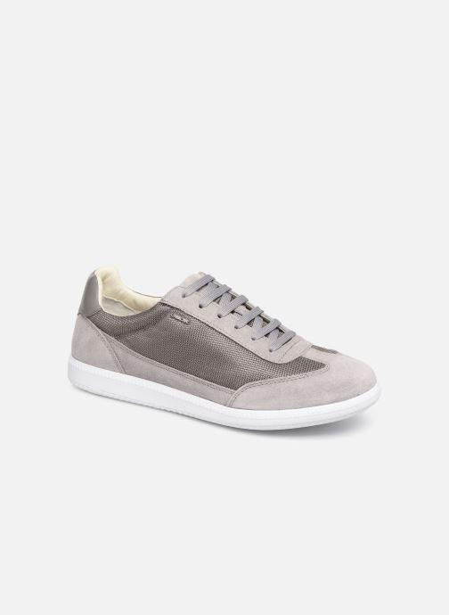 Sneakers Geox U KEILAN B U824DB Grijs detail