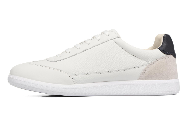 Sneakers Geox U KEILAN B U824DB Wit voorkant
