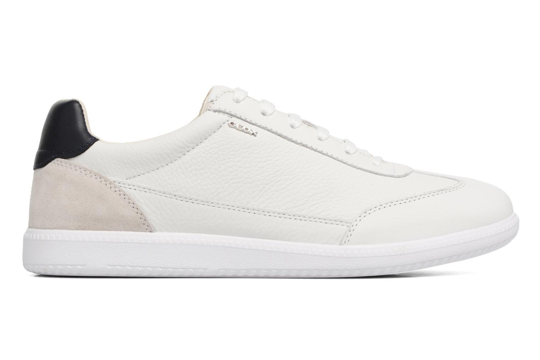 Sneakers Geox U KEILAN B U824DB Wit achterkant