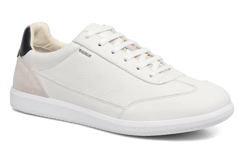 Sneakers Geox U KEILAN B U824DB Wit detail